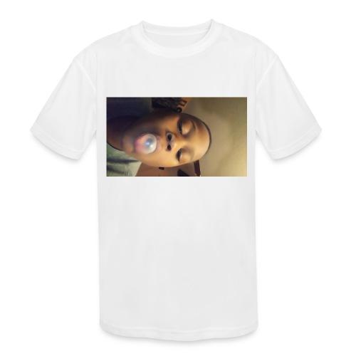Darius - Kids' Moisture Wicking Performance T-Shirt