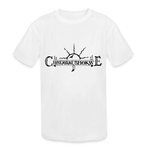 Chiwawausmokwe - 7thGen - Kids' Moisture Wicking Performance T-Shirt