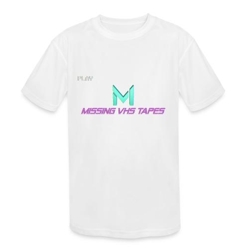 MVT updated - Kids' Moisture Wicking Performance T-Shirt