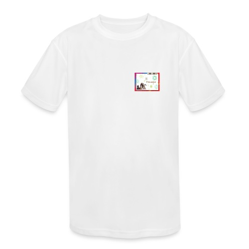 animals - Kids' Moisture Wicking Performance T-Shirt