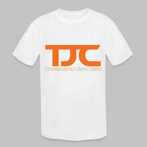 TJCorangeBASIC - Kids' Moisture Wicking Performance T-Shirt