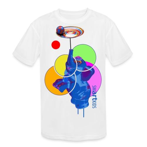 smARTkids - Mumbo Jumbo - Kids' Moisture Wicking Performance T-Shirt
