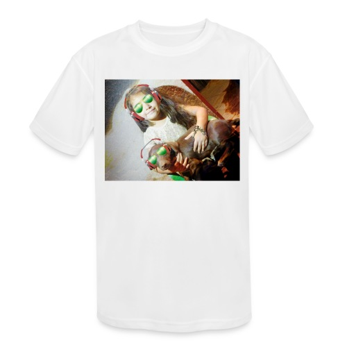 marilyn's merch - Kids' Moisture Wicking Performance T-Shirt