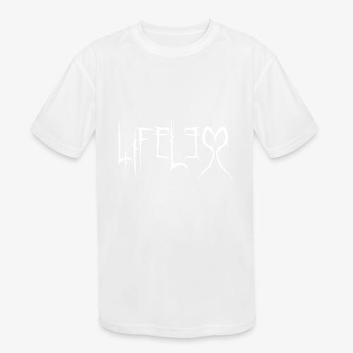 lifeless inv - Kids' Moisture Wicking Performance T-Shirt