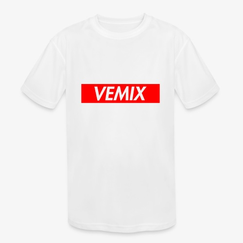 VEMIX SUPREME - Kids' Moisture Wicking Performance T-Shirt