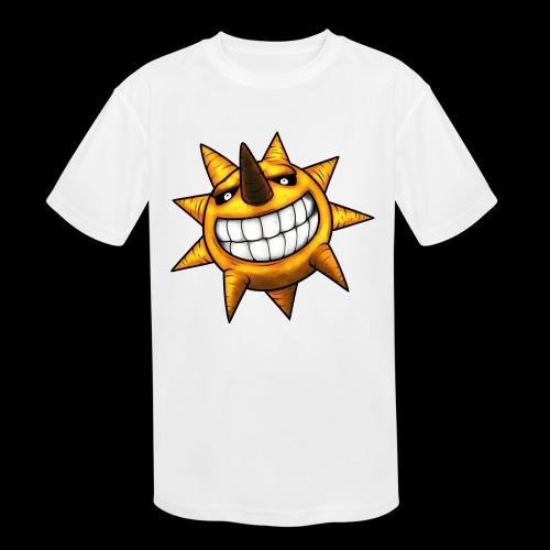 Soul Eater Sun - Kids' Moisture Wicking Performance T-Shirt
