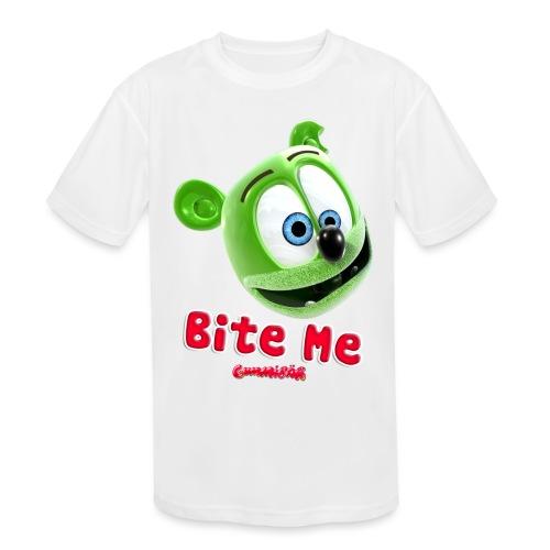 Bite Me - Kids' Moisture Wicking Performance T-Shirt