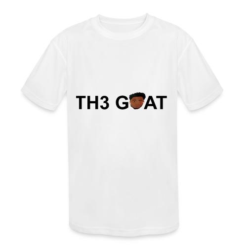 The goat cartoon - Kids' Moisture Wicking Performance T-Shirt