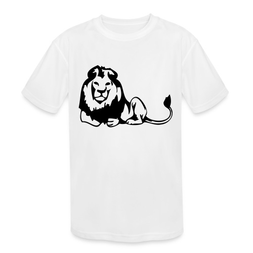 lions - Kids' Moisture Wicking Performance T-Shirt