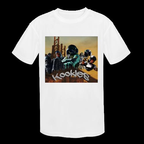 cuckmcgee - Kids' Moisture Wicking Performance T-Shirt