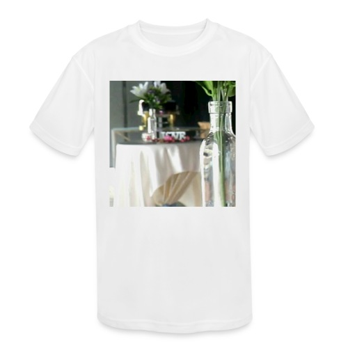 Spread the Love! - Kids' Moisture Wicking Performance T-Shirt