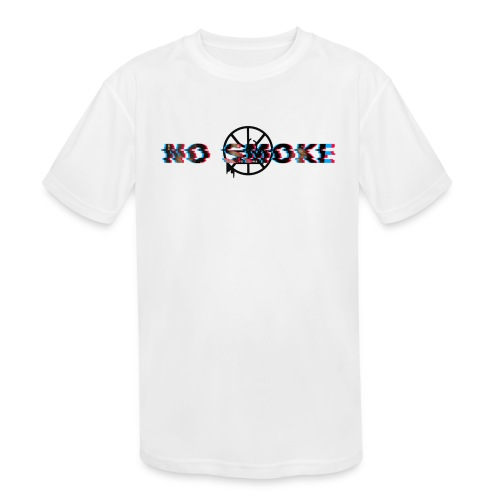 official no smoke t-shirts Vol1 - Kid's Moisture Wicking Performance T-Shirt