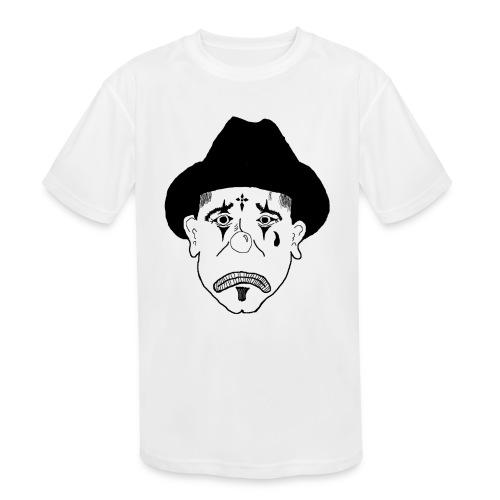 Clowns - Kids' Moisture Wicking Performance T-Shirt