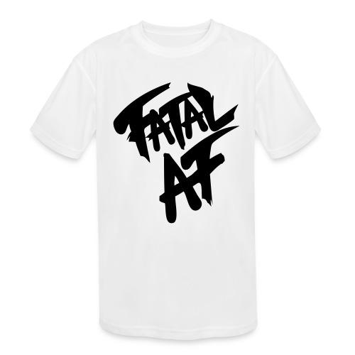 fatalaf - Kids' Moisture Wicking Performance T-Shirt