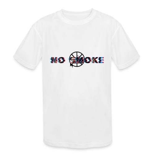 official no smoke t-shirts Vol1 - Kids' Moisture Wicking Performance T-Shirt