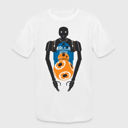 Star Wars Rogue One The Droids You're Looking For - Kids' Moisture Wicking Performance T-Shirt