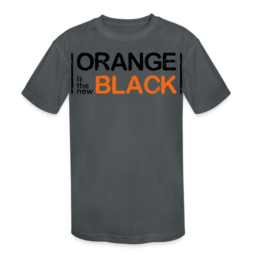 Free Piper, Orange is the New Black Women's - Kids' Moisture Wicking Performance T-Shirt