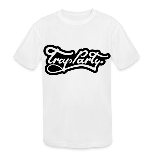Kids Trap Party - Kids' Moisture Wicking Performance T-Shirt