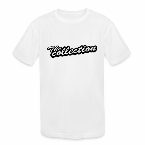 the collection - Kids' Moisture Wicking Performance T-Shirt