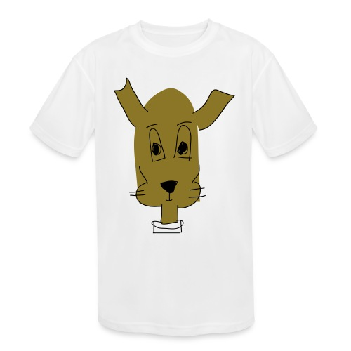ralph the dog - Kids' Moisture Wicking Performance T-Shirt