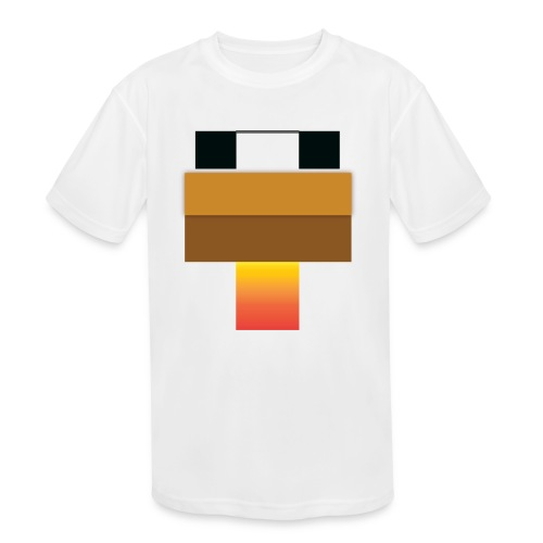 chicken Head - Kids' Moisture Wicking Performance T-Shirt