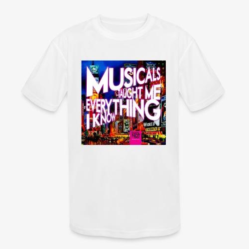 MTMEIK Cover - Kids' Moisture Wicking Performance T-Shirt