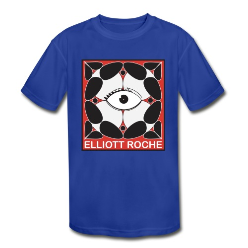 ElliottRedEye - Kids' Moisture Wicking Performance T-Shirt