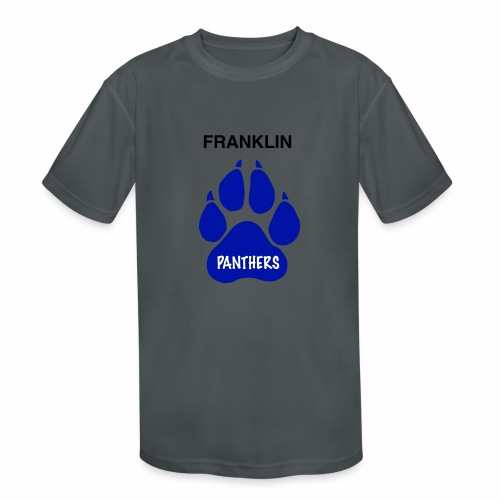 Franklin Panthers - Kids' Moisture Wicking Performance T-Shirt