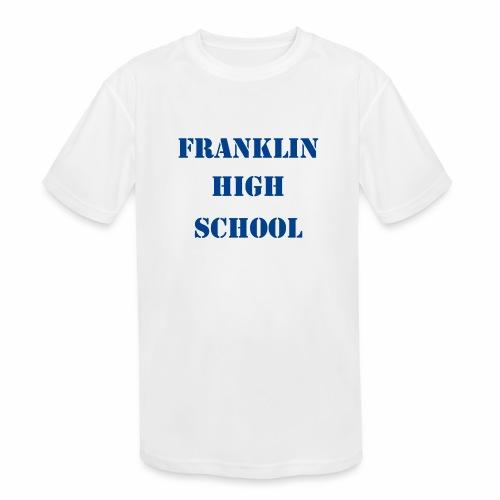 FHS Classic - Kids' Moisture Wicking Performance T-Shirt
