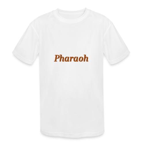 Pharoah - Kids' Moisture Wicking Performance T-Shirt
