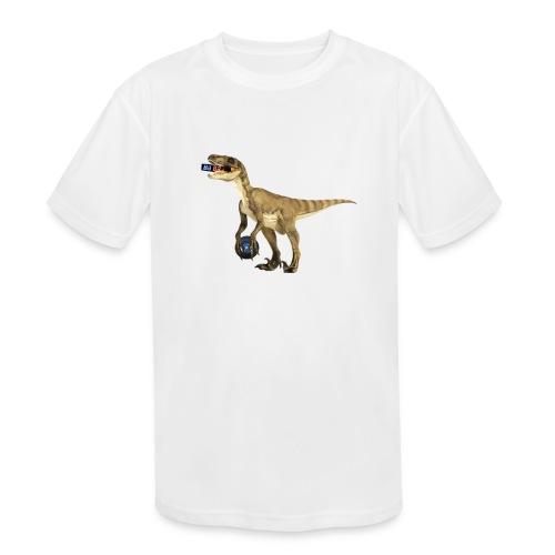 amraptor - Kids' Moisture Wicking Performance T-Shirt