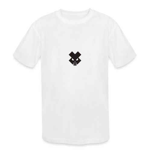 T.V.T.LIFE LOGO - Kids' Moisture Wicking Performance T-Shirt
