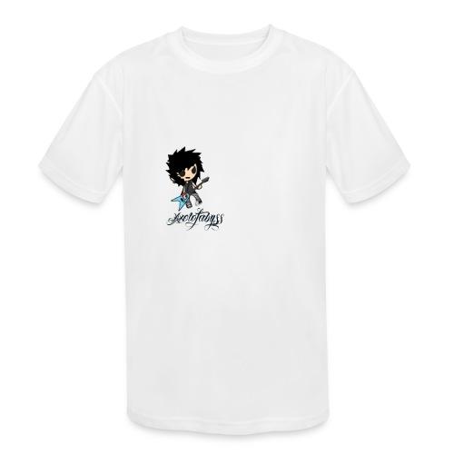 axelofabyss self portrait - Kids' Moisture Wicking Performance T-Shirt