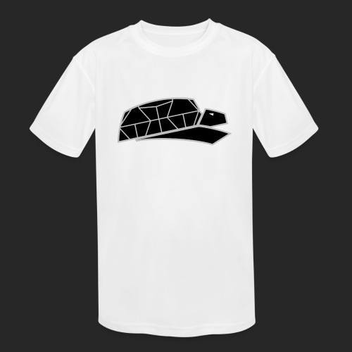 Turtle Go - Kids' Moisture Wicking Performance T-Shirt