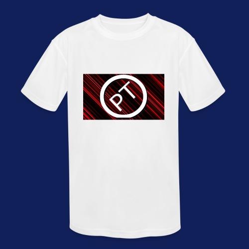 Pallavitube wear - Kids' Moisture Wicking Performance T-Shirt