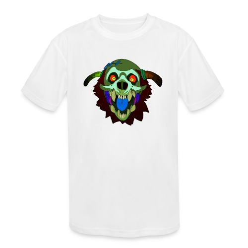 Dr. Mindskull - Kids' Moisture Wicking Performance T-Shirt