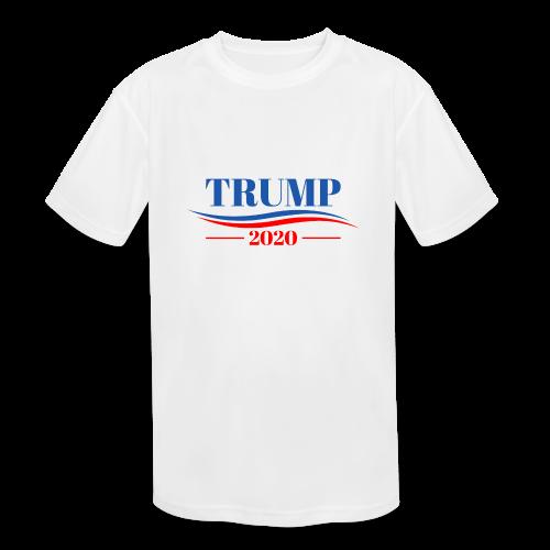 Trump 2020 Classic - Kids' Moisture Wicking Performance T-Shirt