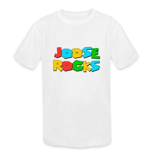Super Joose Rocks - Kids' Moisture Wicking Performance T-Shirt