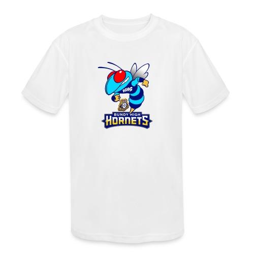 Hornets FINAL - Kids' Moisture Wicking Performance T-Shirt