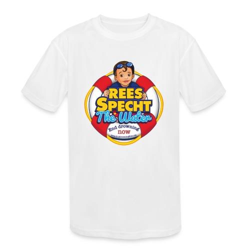 RSTWHIGH - Kids' Moisture Wicking Performance T-Shirt