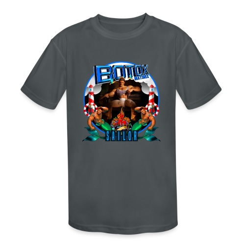 BOTOX MATINEE SAILOR T-SHIRT - Kids' Moisture Wicking Performance T-Shirt