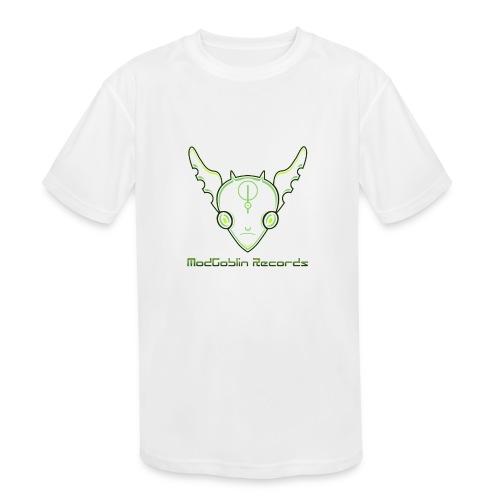 ModGoblin mouse pad - Kids' Moisture Wicking Performance T-Shirt