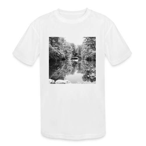 Lone - Kids' Moisture Wicking Performance T-Shirt