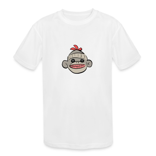 Zanz - Kids' Moisture Wicking Performance T-Shirt