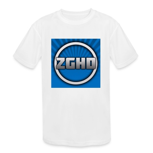 ZedGamesHD - Kids' Moisture Wicking Performance T-Shirt