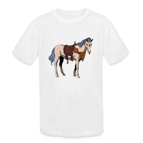Useless the Horse png - Kids' Moisture Wicking Performance T-Shirt