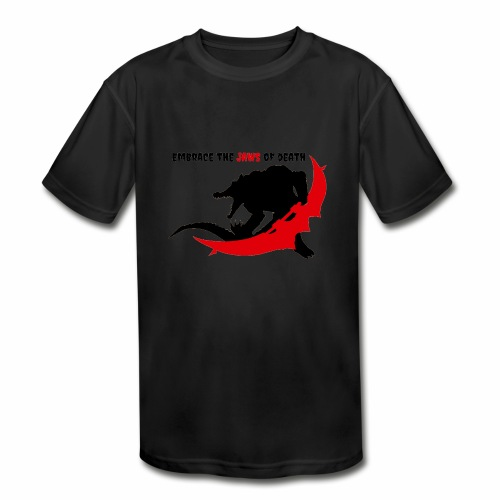 Renekton's Design - Kids' Moisture Wicking Performance T-Shirt