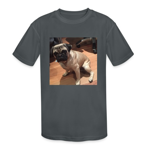 Gizmo Fat - Kids' Moisture Wicking Performance T-Shirt