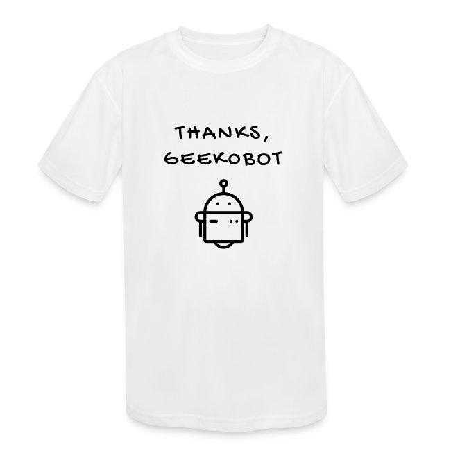 Thanks, Geek0bot