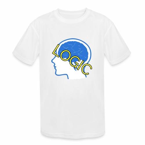 Logic - Kids' Moisture Wicking Performance T-Shirt